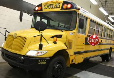 Gwinnett School Bus Camera Tickets Net $1.1 Million