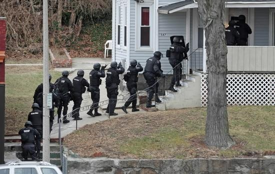 Fourth Circuit Denies Immunity For SWAT Officers