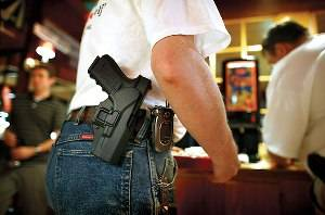 Open Carry of a Firearm Isn't PC to Detain, Says 4th Circuit